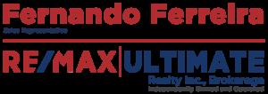 Fernando Ferreira, RE/Max Ultimate Realty Inc. Brokerage